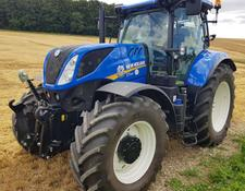 New Holland T7.245 SWII Tractor
