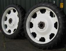 New Holland Row Crop Wheels