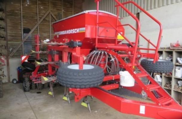 Horsch 2010  SPRINTER CO4 DRILL