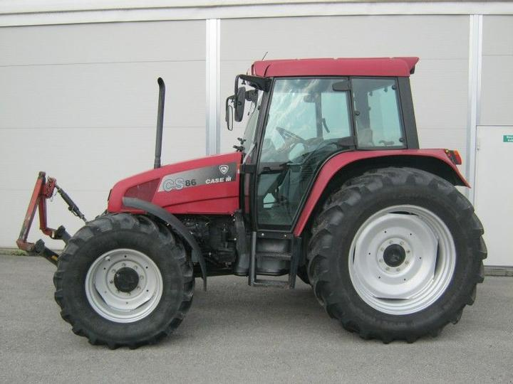 The Case IH CS 86